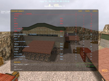 Counter Strike 1.6 HDMOD Графика Source